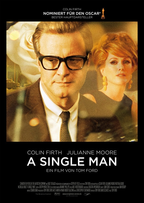 A Single Man : Kinoposter
