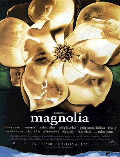 Magnolia : Kinoposter