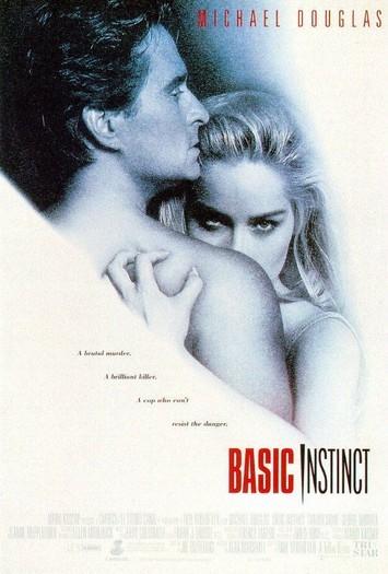 Basic Instinct : Kinoposter