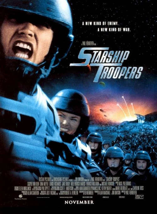 Starship Troopers : Kinoposter