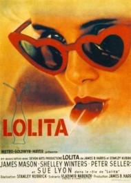 Lolita : Kinoposter