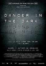Dancer in the Dark : Kinoposter