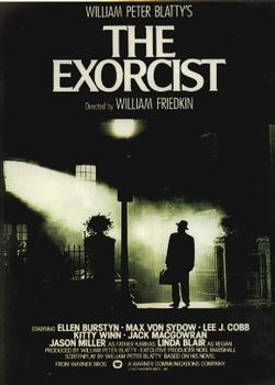Der Exorzist : Kinoposter