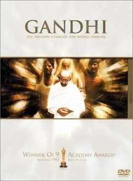 Gandhi : Kinoposter