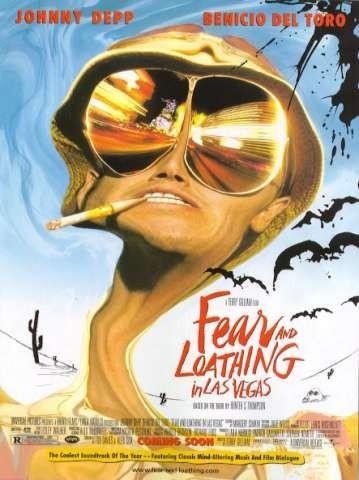 Fear and Loathing in Las Vegas : Kinoposter