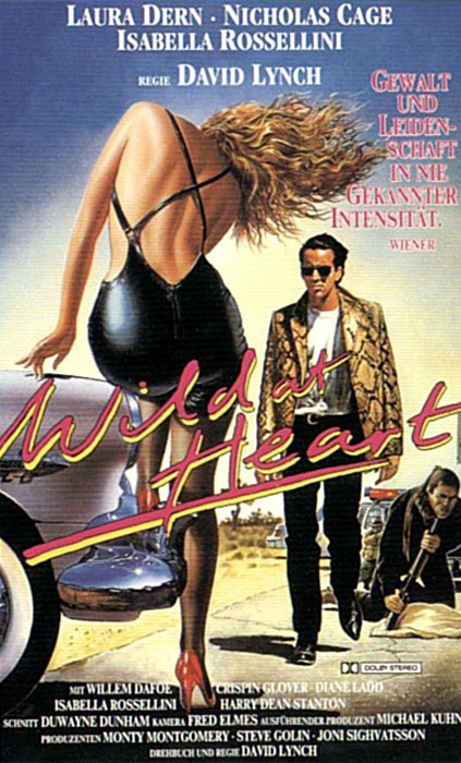 Wild at Heart : Kinoposter