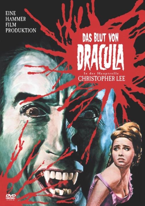 Das Blut von Dracula : Kinoposter