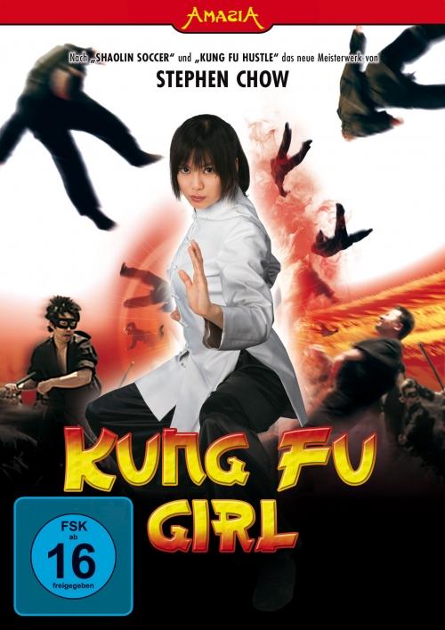 Kung Fu Girl : Kinoposter