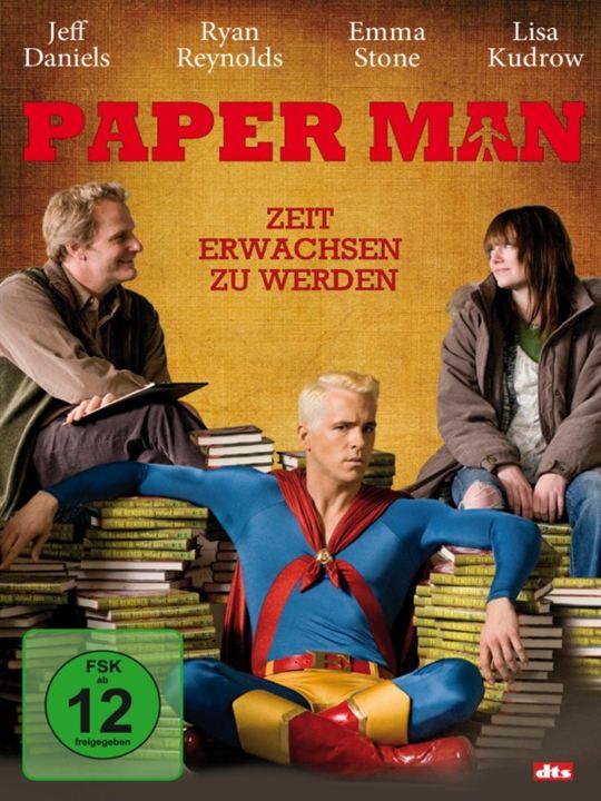 Paper Man - Zeit erwachsen zu werden