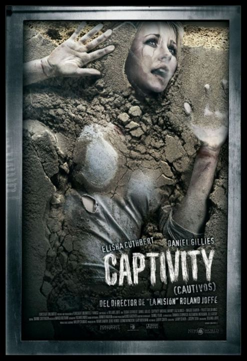Captivity : Kinoposter