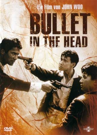 Bullet in the Head : Kinoposter