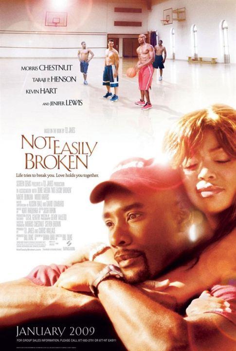 Not Easily Broken : Kinoposter