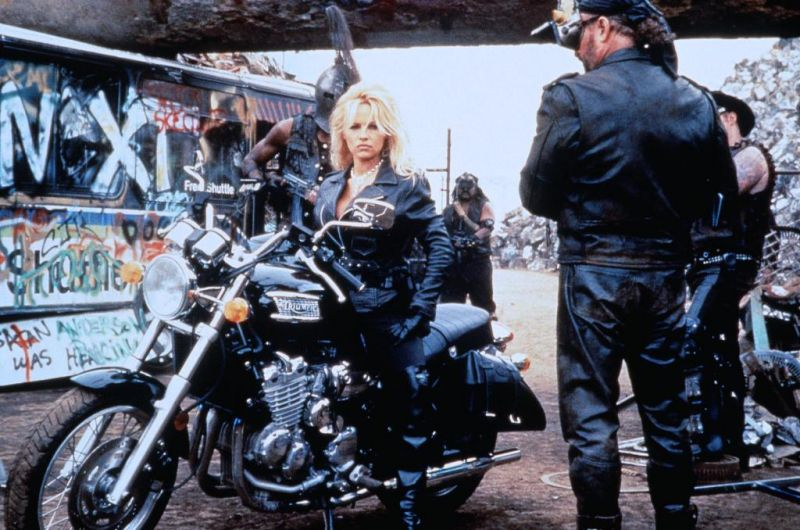 Barb Wire : photo