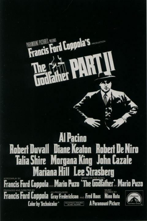 Der Pate II : Kinoposter