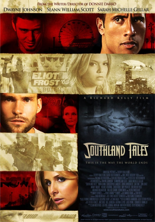 Southland Tales : poster
