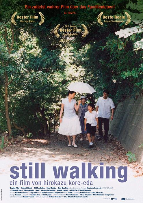 Still Walking : poster