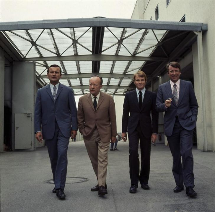 Der Kommissar: Der Kommissar : Bild Erik Ode, Fritz Wepper ...