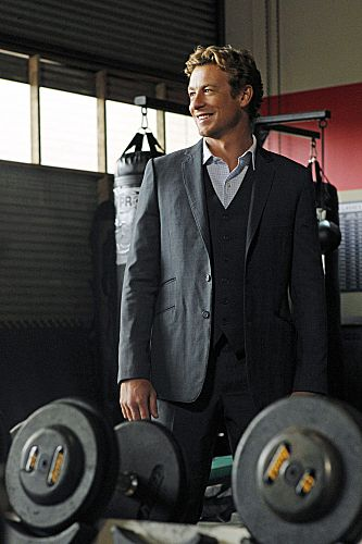 The Mentalist : photo Simon Baker