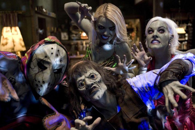 Halloween Horror Hostel Stream