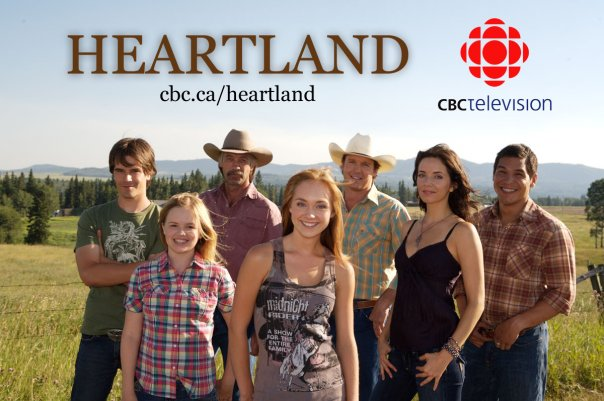 Heartland - Paradies für Pferde : Bild Amber Marshall, Chris Potter, Graham Wardle, Jessica Amlee, Michelle Morgan