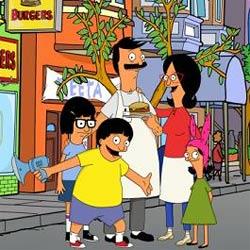 Bob's Burgers : Kinoposter