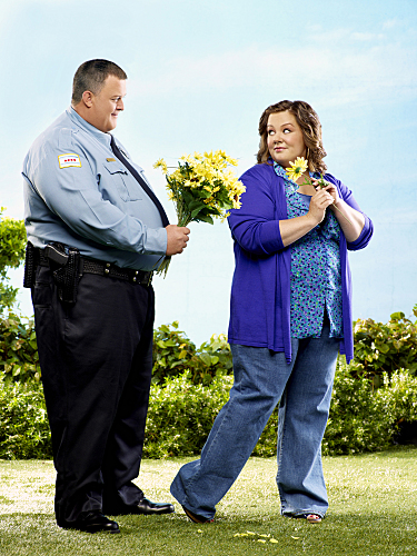 Mike & Molly : Bild Billy Gardell, Melissa McCarthy