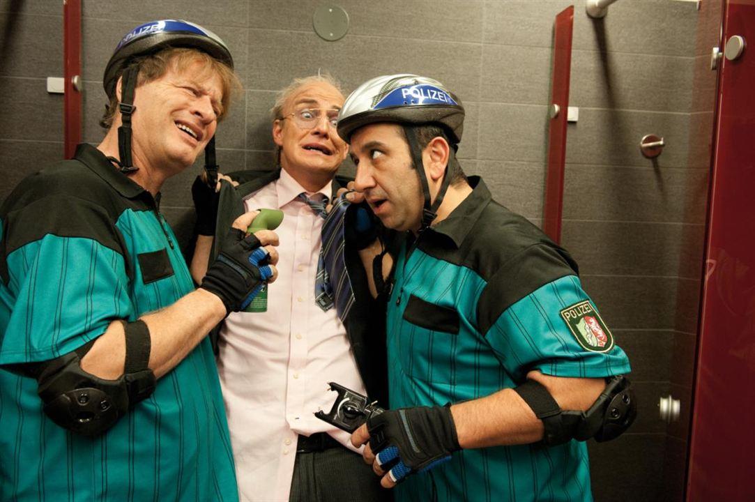 Die Superbullen : Bild Gernot Roll, Hilmi Sözer, Tom Gerhardt
