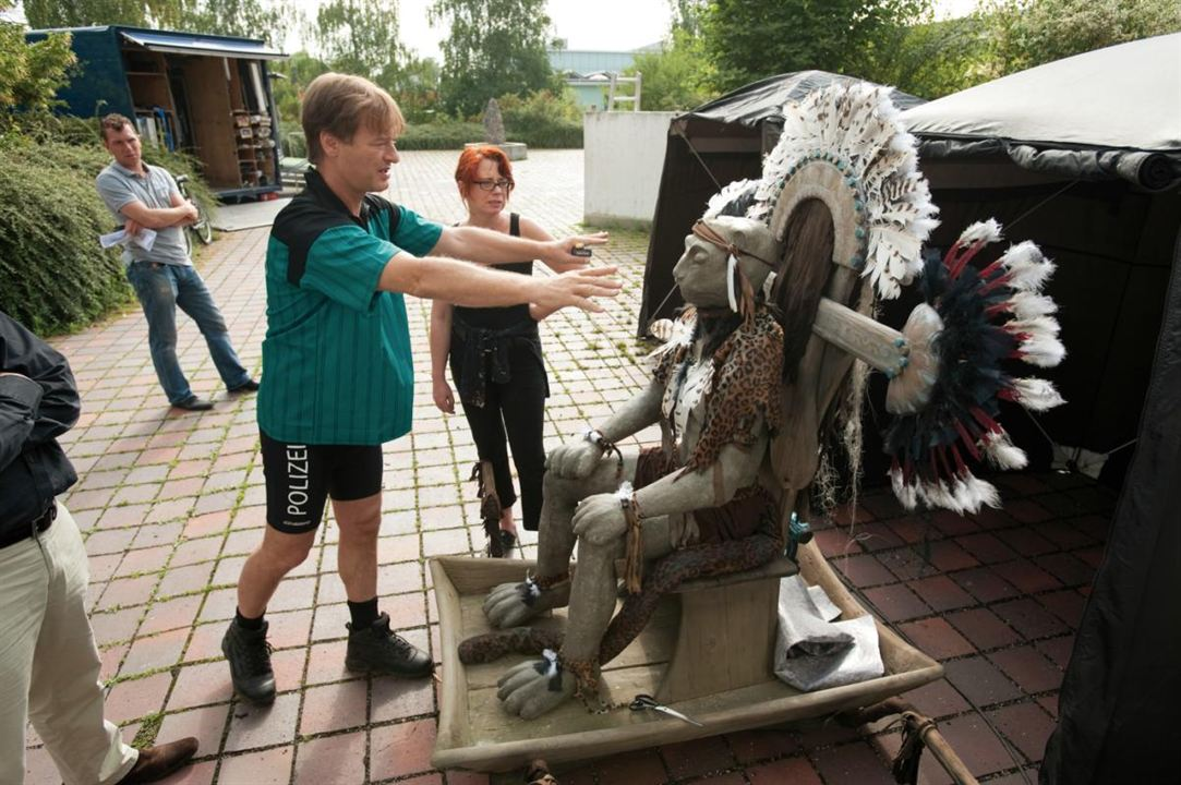 Die Superbullen : Bild Gernot Roll, Tom Gerhardt