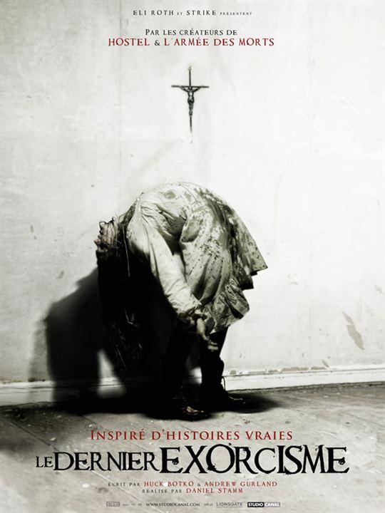 Der letzte Exorzismus : Kinoposter Daniel Stamm