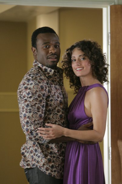 Bild Lyriq Bent, Natalie Brown