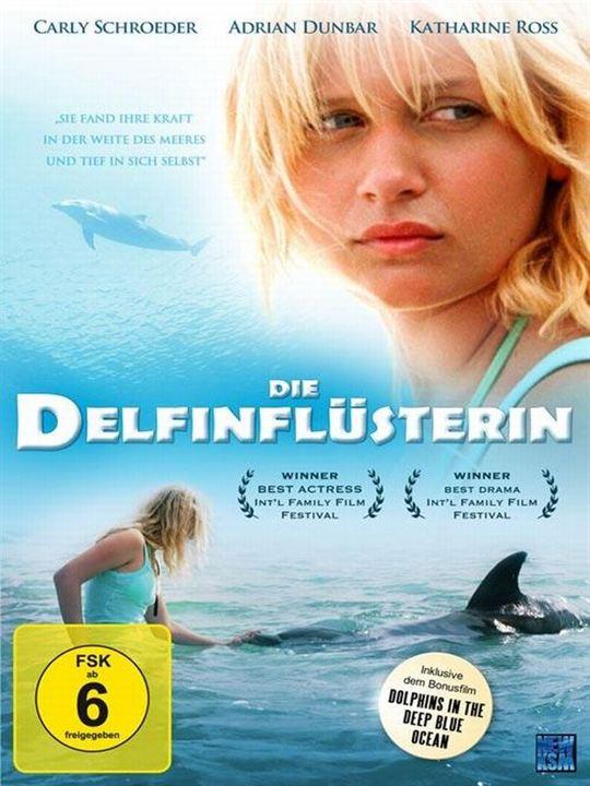 Die Delfinflüsterin : Kinoposter