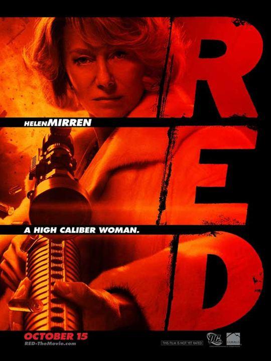 R. E. D. : Kinoposter