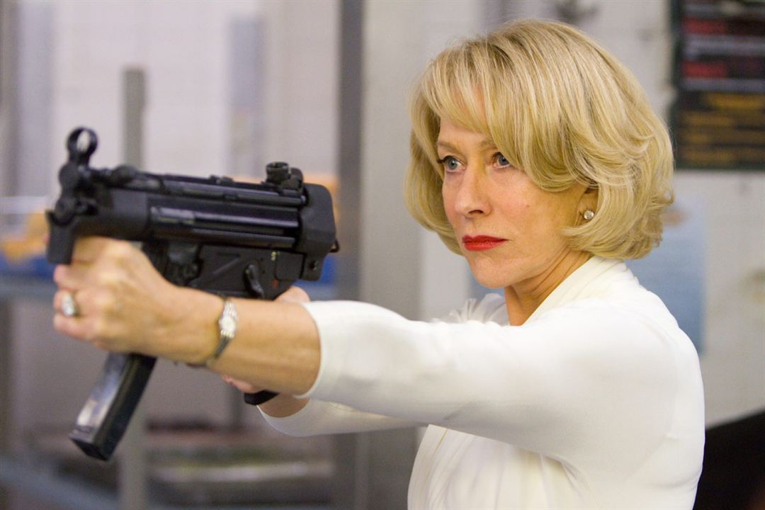 R. E. D. : Bild Helen Mirren