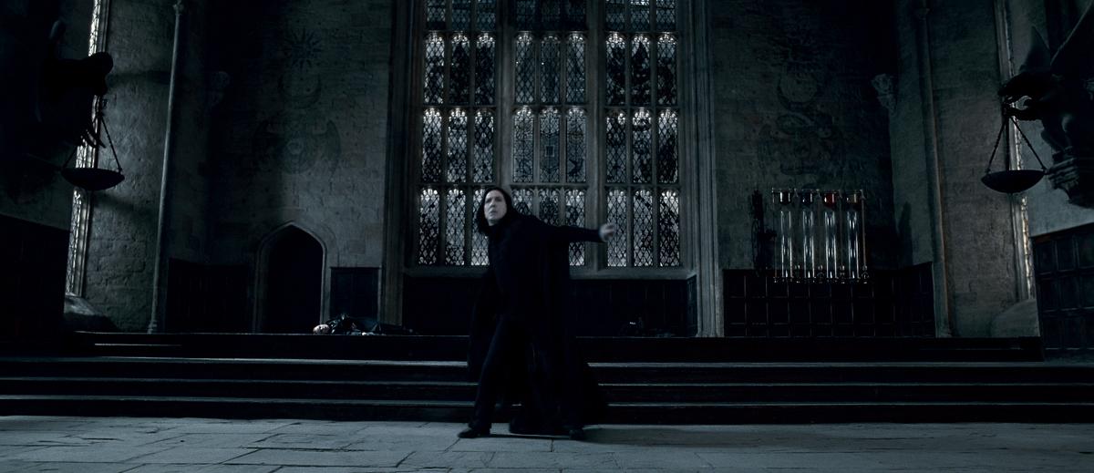 Harry Potter und die Heiligtümer des Todes - Teil 2 : Bild