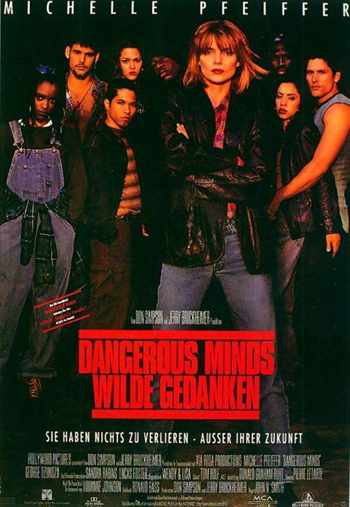 Dangerous Minds - Wilde Gedanken : Kinoposter