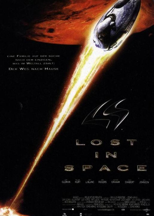 Lost in Space : poster