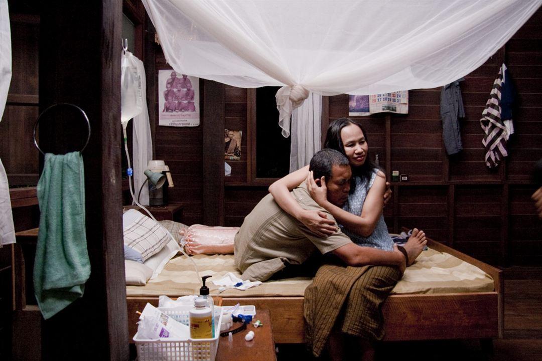 Uncle Boonmee erinnert sich an seine früheren Leben : Bild Apichatpong Weerasethakul, Thanapat Saisaymar