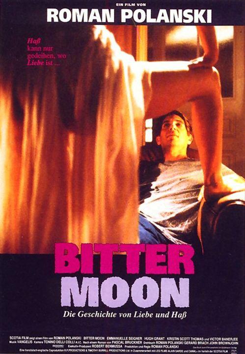 Bitter Moon : poster