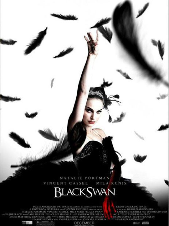 Black Swan : Kinoposter