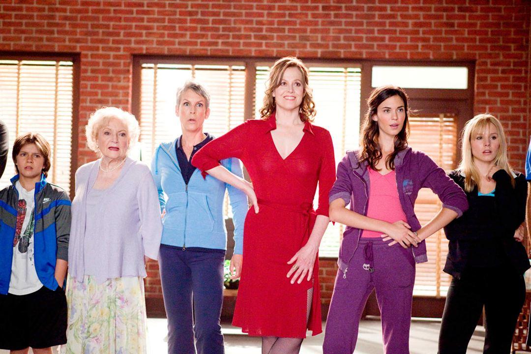 Du schon wieder : Bild Andy Fickman, Betty White, Jamie Lee Curtis, Kristen Bell, Odette Annable