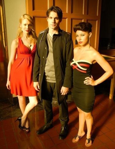 Valemont : Bild Dillon Casey, Jessica Parker Kennedy, Kristen Hager