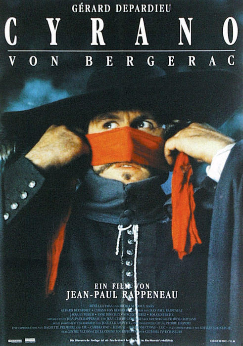 Cyrano von Bergerac : Kinoposter