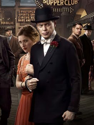 Boardwalk Empire : poster