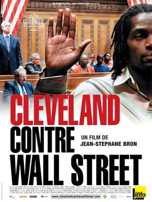 Cleveland Vs. Wall Street : Kinoposter