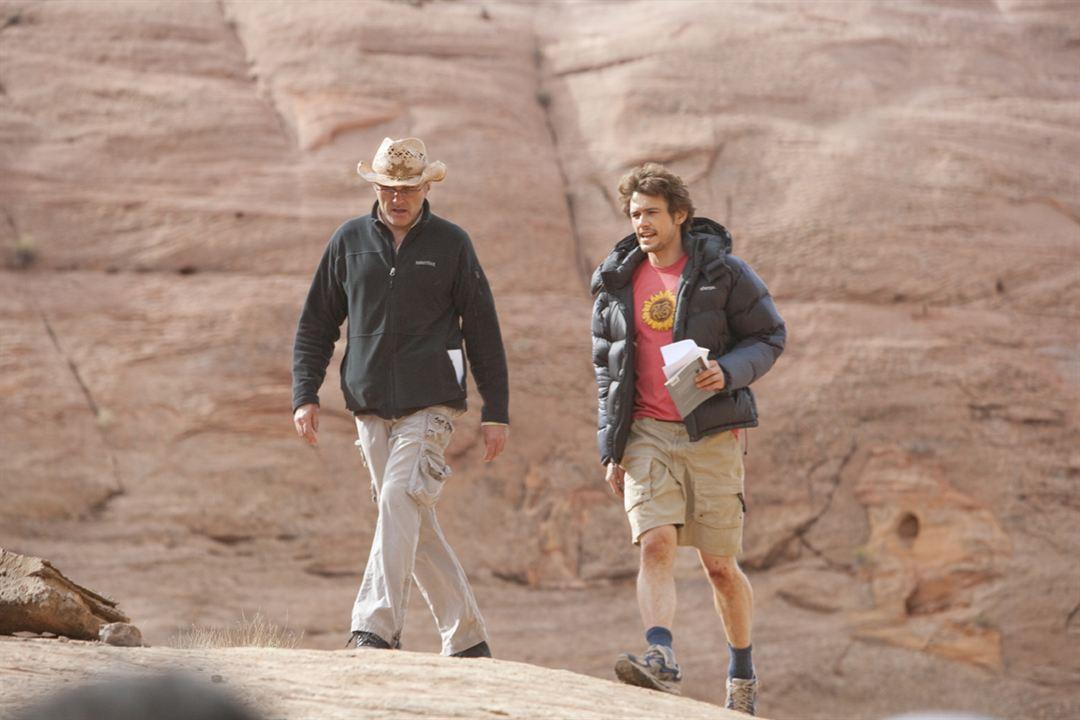 127 Hours : Bild Danny Boyle, James Franco