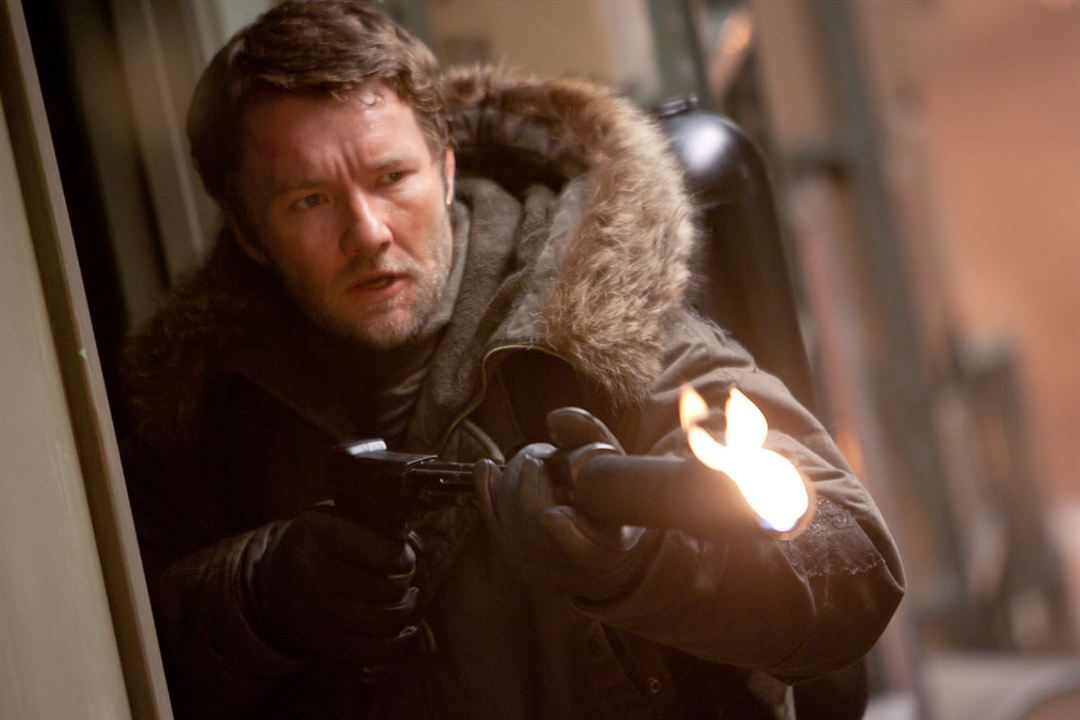 The Thing: Joel Edgerton, Matthijs van Heijningen Jr.