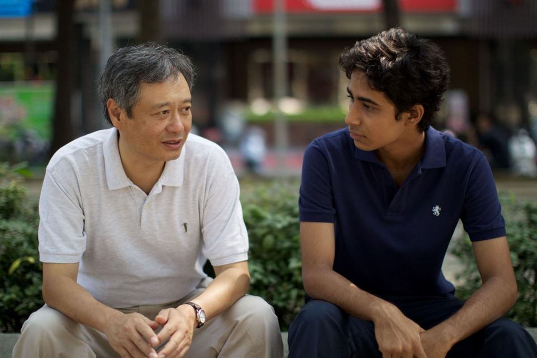 Life of Pi: Schiffbruch mit Tiger : Bild Ang Lee, Suraj Sharma
