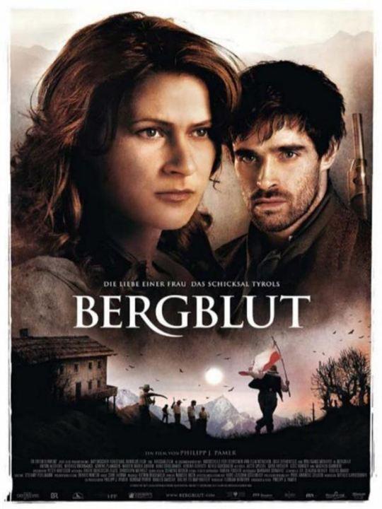 Bergblut : poster