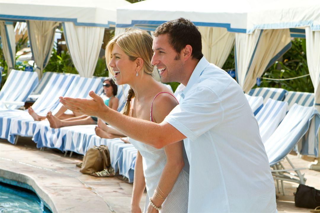 Meine erfundene Frau : Bild Dennis Dugan, Jennifer Aniston