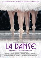 La Danse - Das Ballett der Pariser Oper : Kinoposter